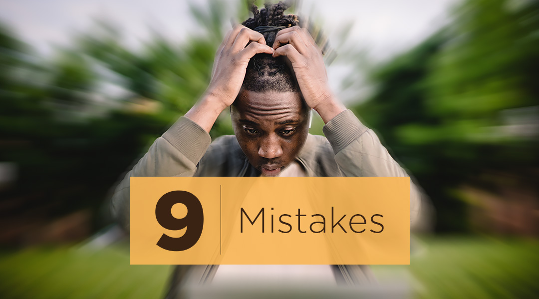 HOME BUYING MISTAKES YOU SHOULD AVOID